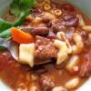 Sopa de Letras com Legumes (a partir dos 24 meses)