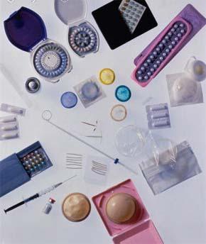 Métodos de Contracepção